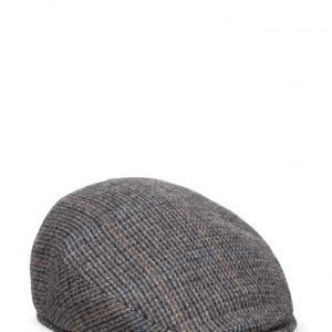 MJM Mjm Victor 100% Virgin Wool Grey Check lippis