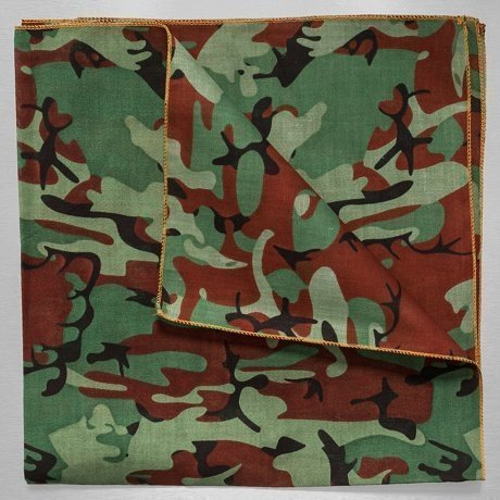 MSTRDS Bandana Huivi Camouflage
