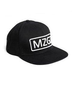 MZGZ Snapback black