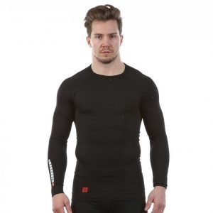 Mabs Comp Nordic Compression Shirt Kompressiopaita Musta