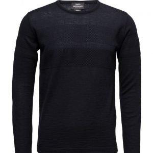 Mads Nørgaard 100% Light Wool Klap pyöreäaukkoinen neule