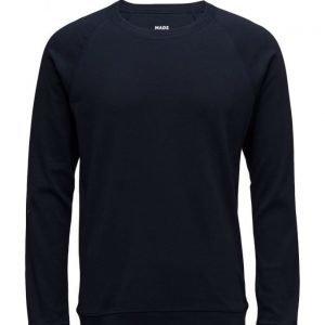 Mads Nørgaard Cotton Rib Stelt 16-3 pitkähihainen t-paita