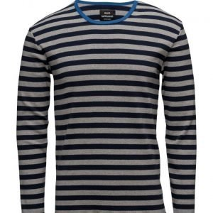 Mads Nørgaard Midi Rib Tobias Long 17-1 pitkähihainen t-paita