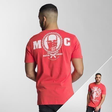 Mafia & Crime T-paita Punainen