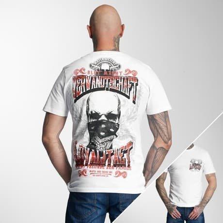 Mafia & Crime T-paita Valkoinen