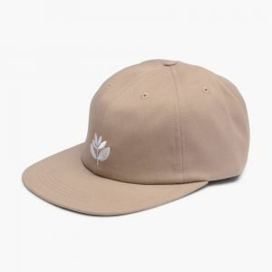 Magenta Skateboards Plant 6 Panel Hat