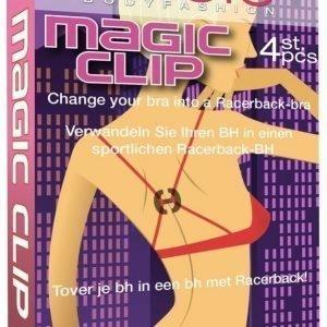 Magic Magic Clip Muovisoljet 4-Pakkaus