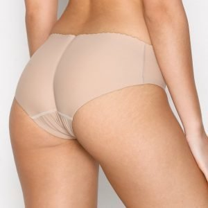 Magic Padded Pants Brief Alushousut Beige