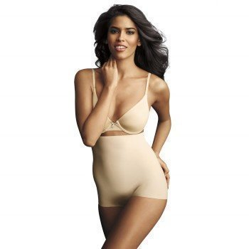 Maidenform Sleek Smoothers Hi-Waist Boyshort