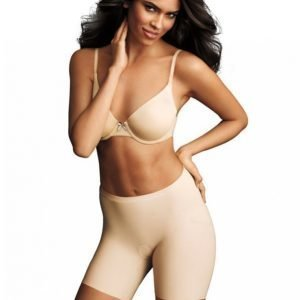 Maidenform Thigh Slimmer Sleek Smoothers Trikoot