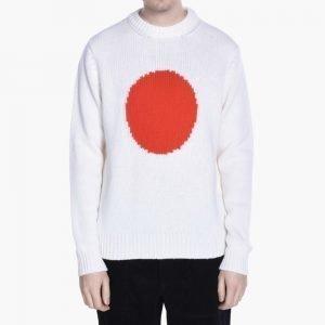 Maison Kitsune Jacquard Sun Pullover