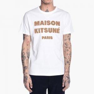 Maison Kitsune Maison Kitsuné Hair Print Tee