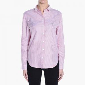Maison Kitsune Oxford Thin Stripes Classic Shirt