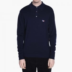 Maison Kitsune Virgin Wool Polo