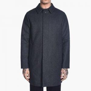 Maison Kitsune Woolen Classic Coat