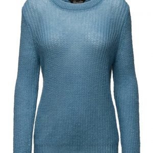 Maison Scotch Fluffy Crew Neck Pullover Knit neulepusero