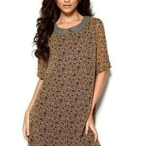 Maison Scotch French Dress A Beige