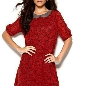 Maison Scotch French Dress B Red