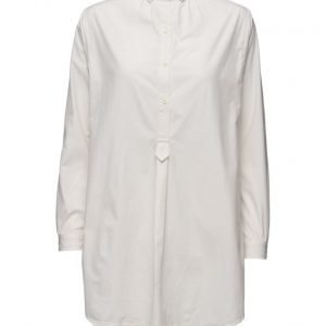 Maison Scotch Home Alone Shirt-Dress With Vintage Inspired Detailing pitkähihainen paita