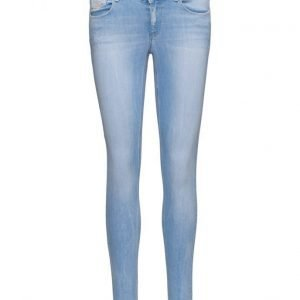 Maison Scotch La Parisienne Superb Blue skinny farkut