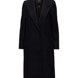 Maison Scotch Longer Length Tailored Coat villakangastakki