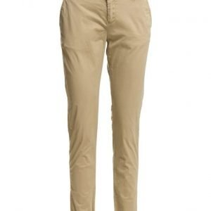 Maison Scotch Medium Weight Pima Cotton Stretch Chino chinot