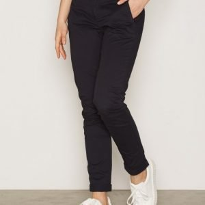 Maison Scotch Pima Cotton Stretch Chino Chinot Black