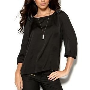 Maison Scotch Silky Top Musta