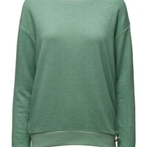 Maison Scotch Solid Sweat In Burn Out Quality svetari