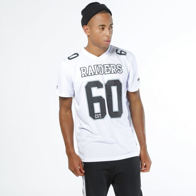Majestic Athletic Abris Oakland Raiders -t-paita