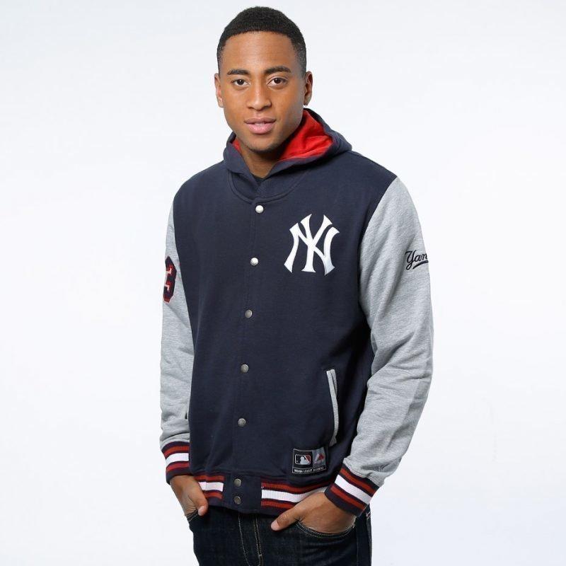 Majestic Athletic Foxboro NY Yankees -takki