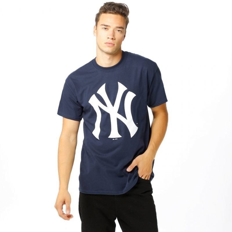 Majestic Athletic MLB Logo -t-paita