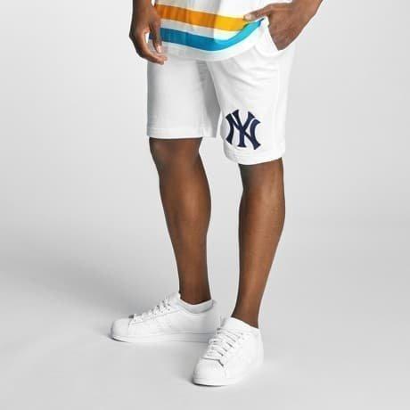 Majestic Athletic Shortsit Valkoinen