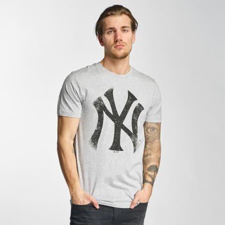 Majestic Athletic T-paita Harmaa