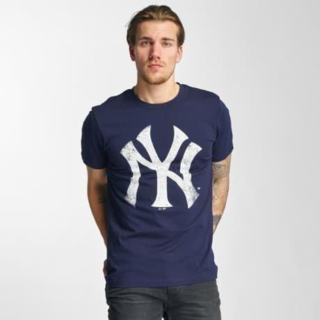 Majestic Athletic T-paita Sininen