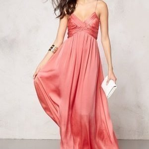 Make Way Aimee Dress Coral