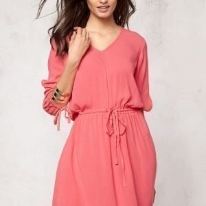 Make Way Anelia Dress Coral
