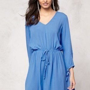 Make Way Anelia Dress Light blue