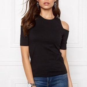 Make Way Antonia Top Black