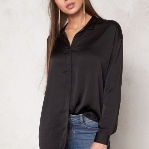 Make Way Arden Shirt Black