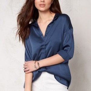 Make Way Arden Shirt Blue