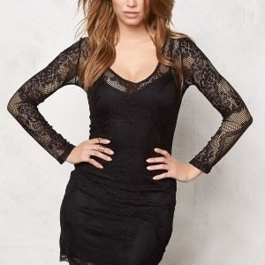 Make Way Athena Dress Black