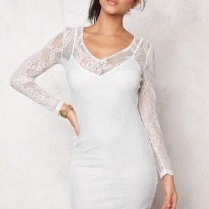 Make Way Athena Dress White