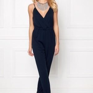 Make Way Audrey Jumpsuit Midnight blue