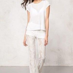 Make Way Avery Pants White