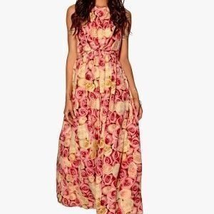 Make Way Carly Dress Pink / Yellow / Floral
