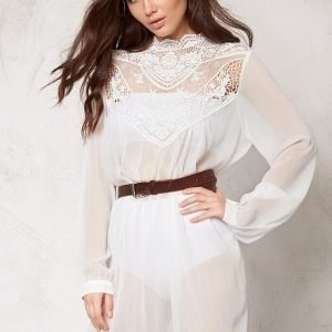 Make Way Colonie Dress White