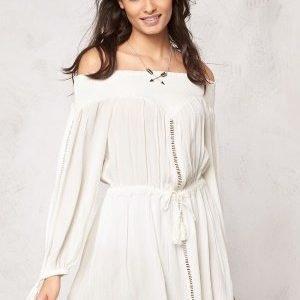 Make Way Dasha Dress White
