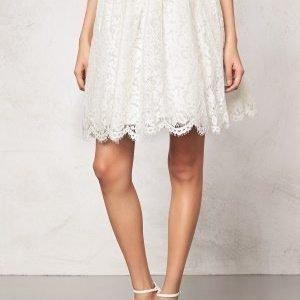 Make Way Elenorah Skirt White