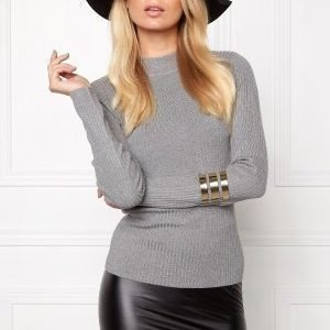 Make Way Ellaria Sweater Light grey